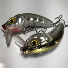 StrikePro - Hunchback Lure - 3 1/8""
