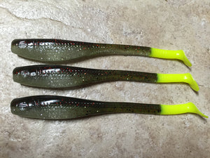 Down South Lures - 6 Pack - Super Model