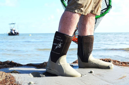 Bart's Bay Armor - Stingray Wading Boots
