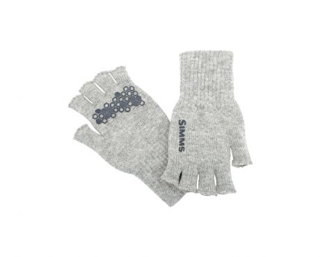 Simms - Wool Half Finger Glove