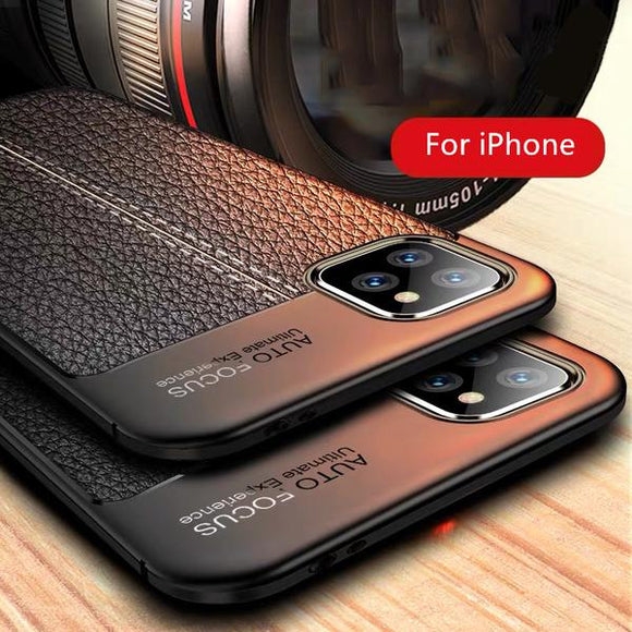 Luxury Ultra Slim Armor Shockproof Case For iPhone 11 11Pro 11 Pro MAX X XR XS Max 8 7 PLUS