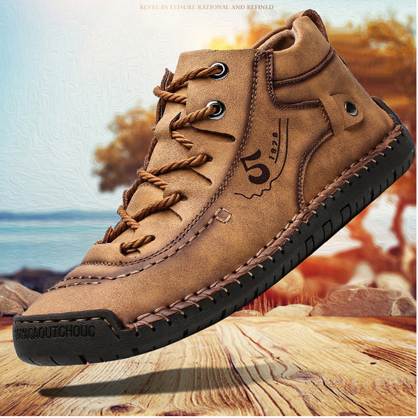 Men's Boots Breathable Comfortable Casual Shoes
