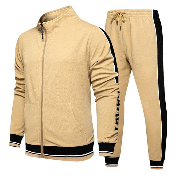 2 Pieces Men Running Sportswear(Buy 2 Get 10% off, 3 Get 15% off )