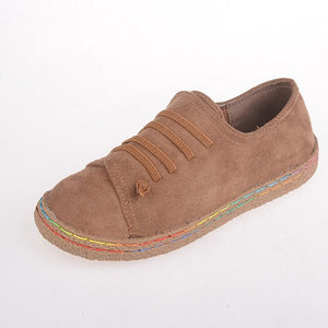 Women's Fashion Comfortable Suede Loafers