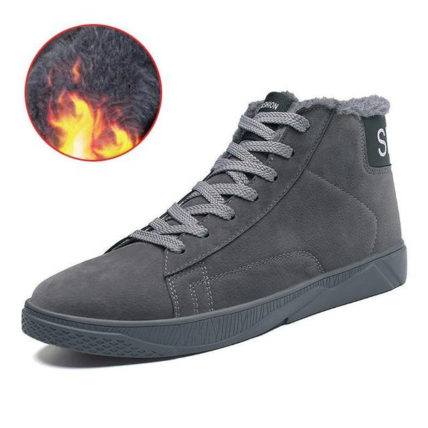 Shoes - New Fashion Style Winter Men Casual Snow Boots
