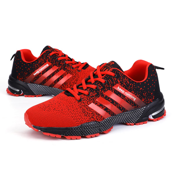 Luxury Mesh Breathable Walking Sneakers