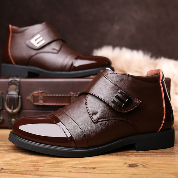 Genuine Leather Comfortable Boots For Men