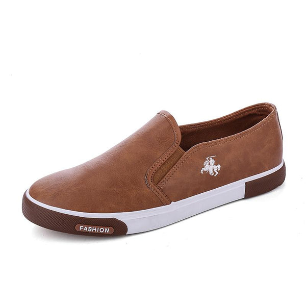 Fashion Outdoor Casual Leather Loafers