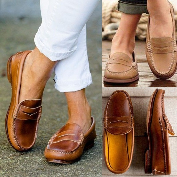 Shoes - New Fashion Women's Oxfords Loafers