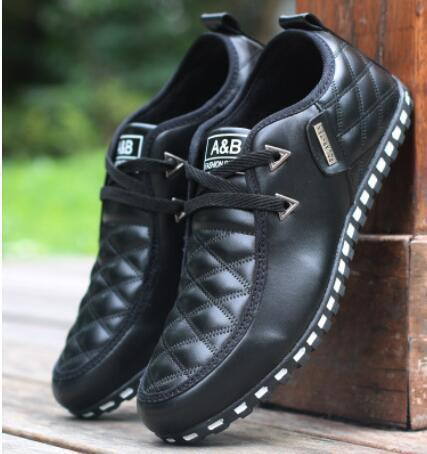 Shoes- Men's Fashion Leather Casual Shoes