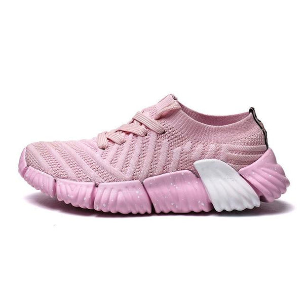 Plus Size Comfortable Fly Weave Sneakers