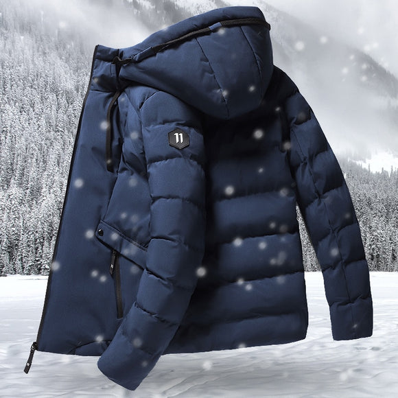 Men Fashion Winter Down Jacket(Buy 2 Get 10% off, 3 Get 15% off )