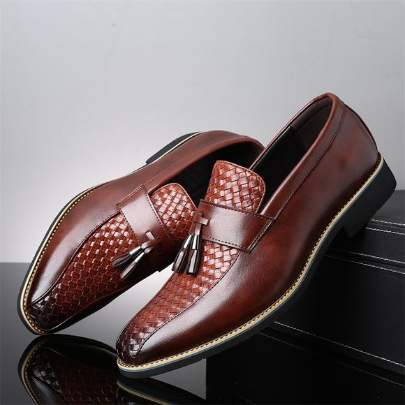 Fashion Men's Breathable Business Formal Shoes