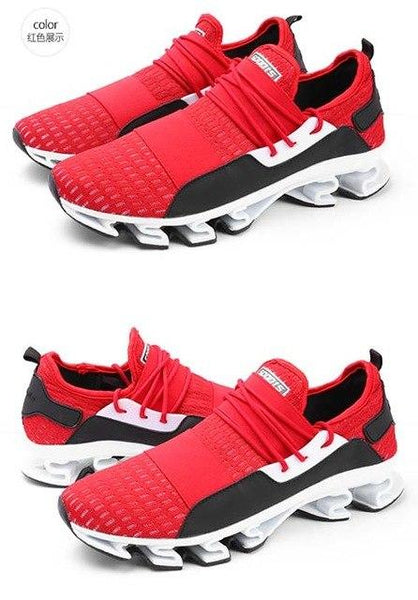 Plus Size Men Lightweight Casual Running Shoes