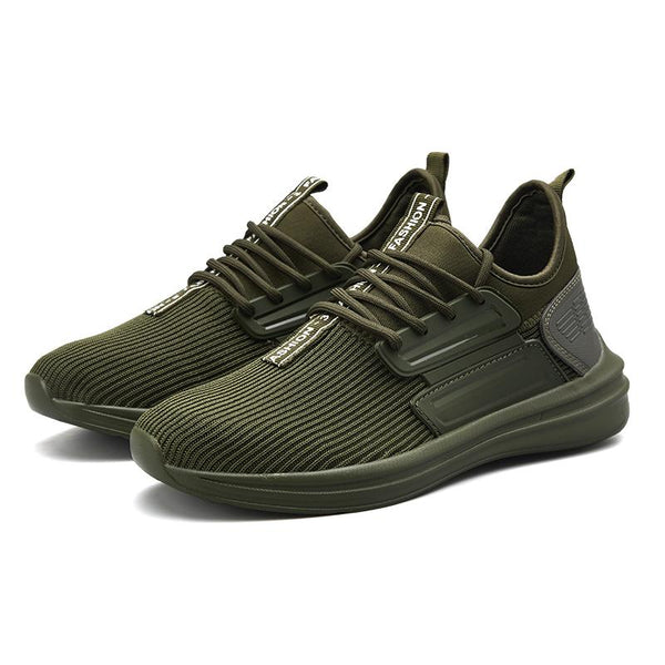 Men's Shoes - Spring Summer Men High Quality Breathable Footwear Sneakers