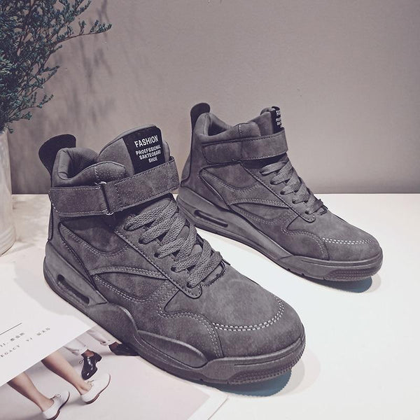 Shoes - Fashion Popular Suede Fall/Winter Sneakers