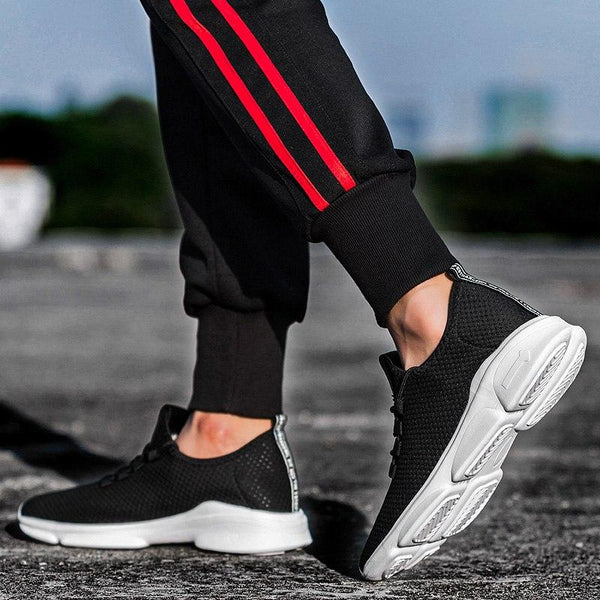 Plus Size Men 2019 Top Quality Jogging Sneakers