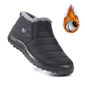 Men Shoes Winter Warm Snow Boots(Buy 2 Get 10% OFF, 3 Get 15% OFF, 4 Get 20% OFF)