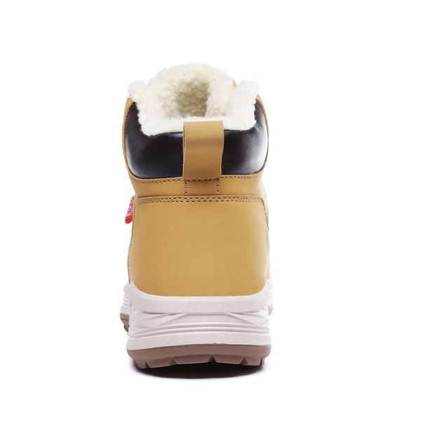 Shoes - Men Winter Plush Warm Snow Boots