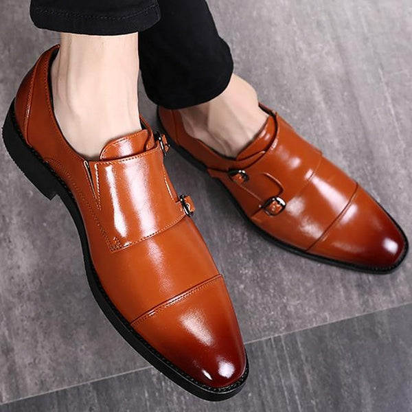 Men Shoes - New arrival comfortable pointed toe designer shoes(Buy 2 Get 10% off, 3 Get 15% off Now)