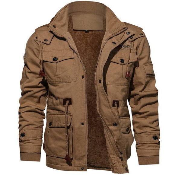 Men's Military Bomber WarmJackets(Buy 2 Get 10% off, 3 Get 15% off )