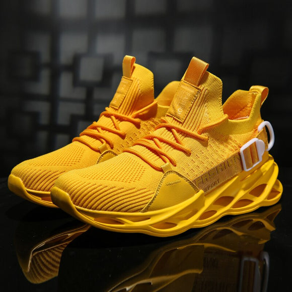 Yokest Men's Jogging Walking Sports Shoes