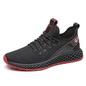 High Quality Fashion Men Casual Mesh Breathable Sneakers