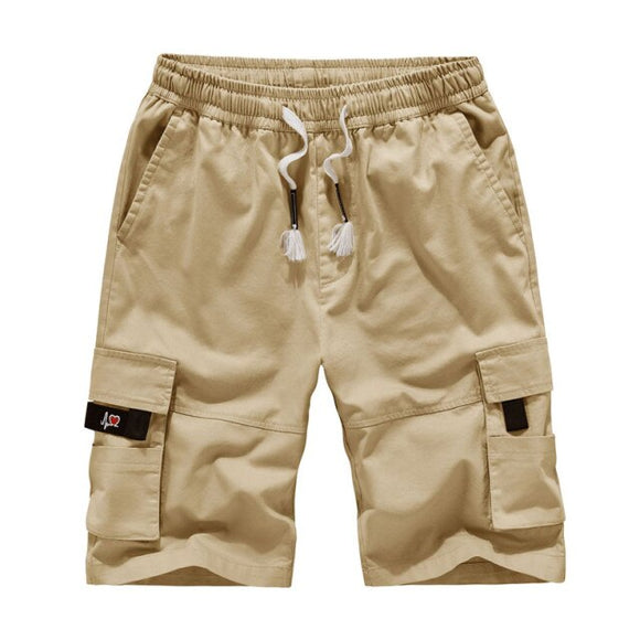 Mens Plus Size Cargo Shorts 8XL