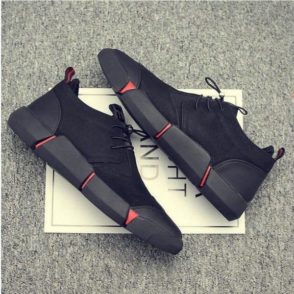 Shoes - Fashion Men's Leather Casual Shoes