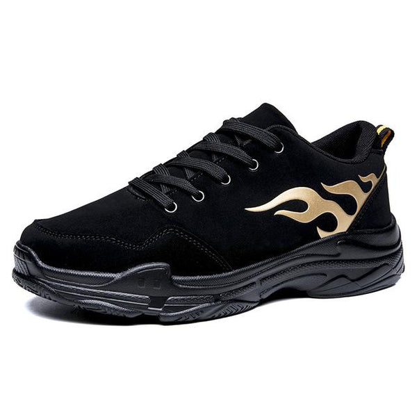 Shoes - New Fashion Autumn Winter Wear-resisting Men Sneakers