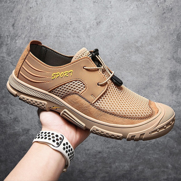 Men's Mesh Comfortable Casual Walking Shoes