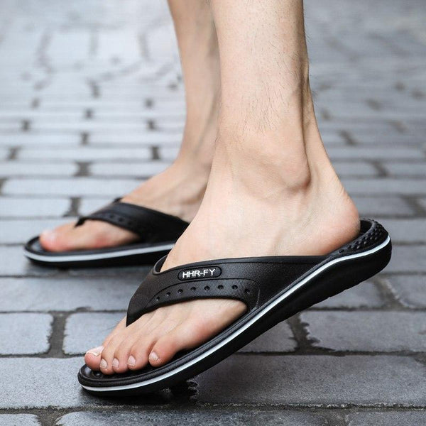 Men Summer Slippers Flip flops