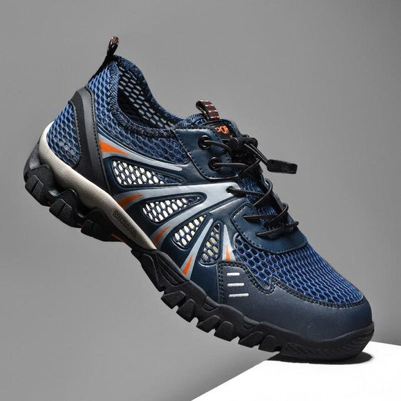 Men's Breathable Light Hiking Wading Shoes