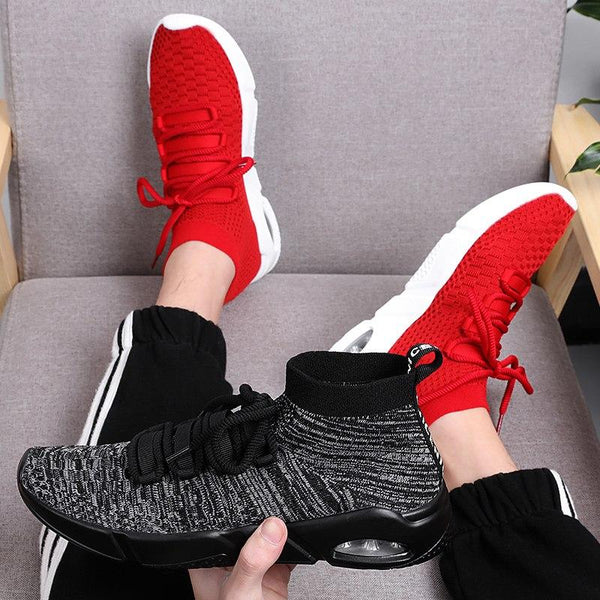 Men's Shoes - Free Run Lightweight Flying Sport Running Sneaker