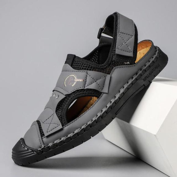 Men Mesh Breathable Roman Sandals