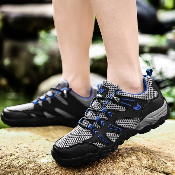 Super Light Men Breathable Soft Sneakers