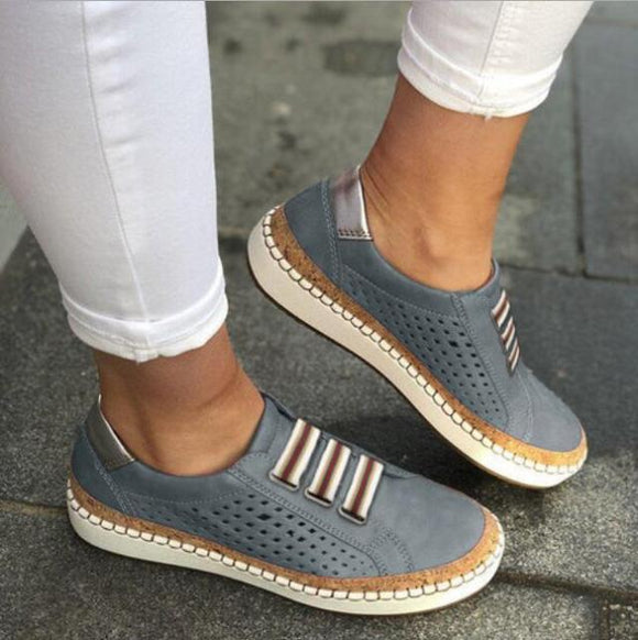 Women Comfortable Flats Casual Shoes