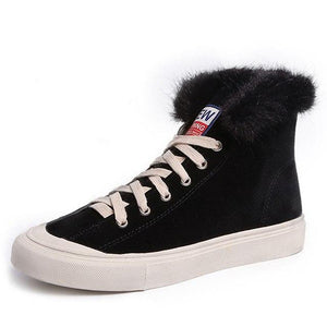 Winter Fashion Fur Warm Comfortable Casual Boots