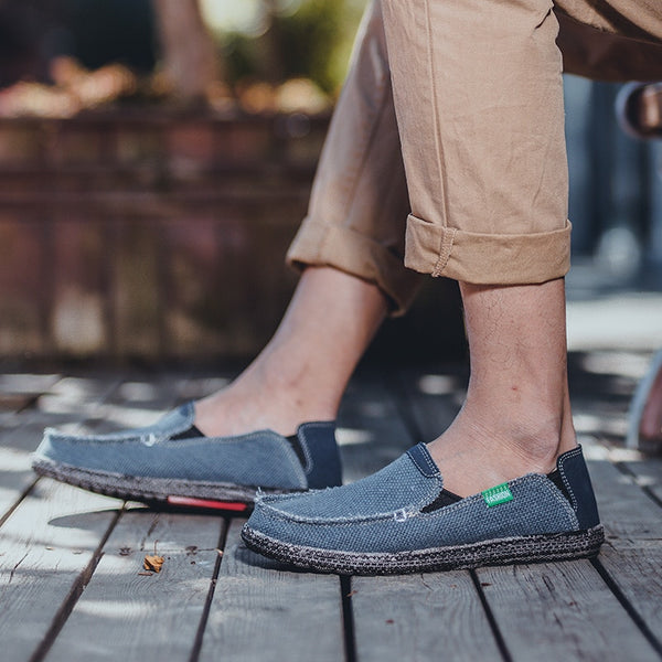 2019 Breathable Comfort Canvas Shoes