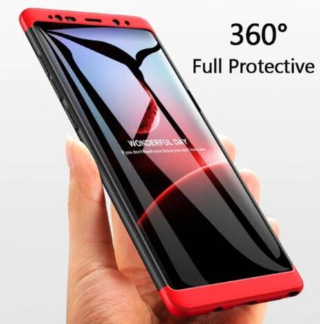 360 All-inclusive Full Protective Case For Samsung Galaxy Note20/S20 Ultra