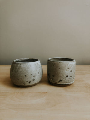 Set of two cups - Trails End