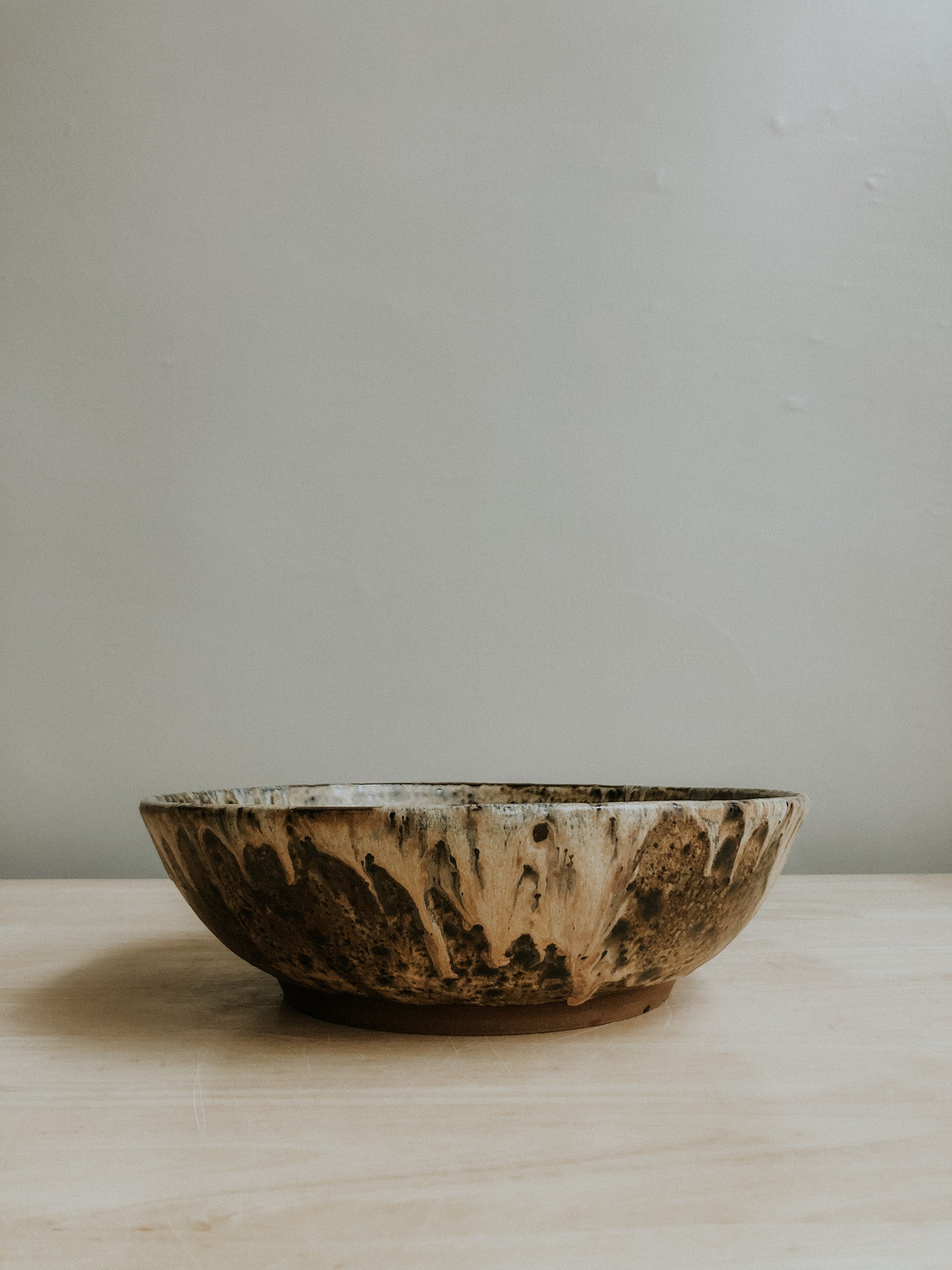 "11"" Low Serving Bowl - 2"