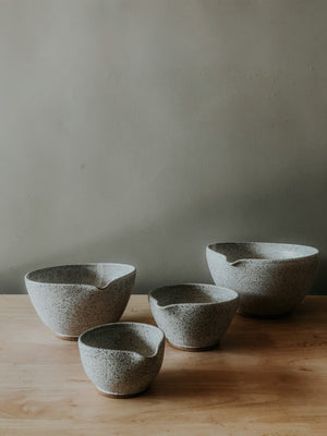 Mixing Bowl Set - Wren *Made to Order*