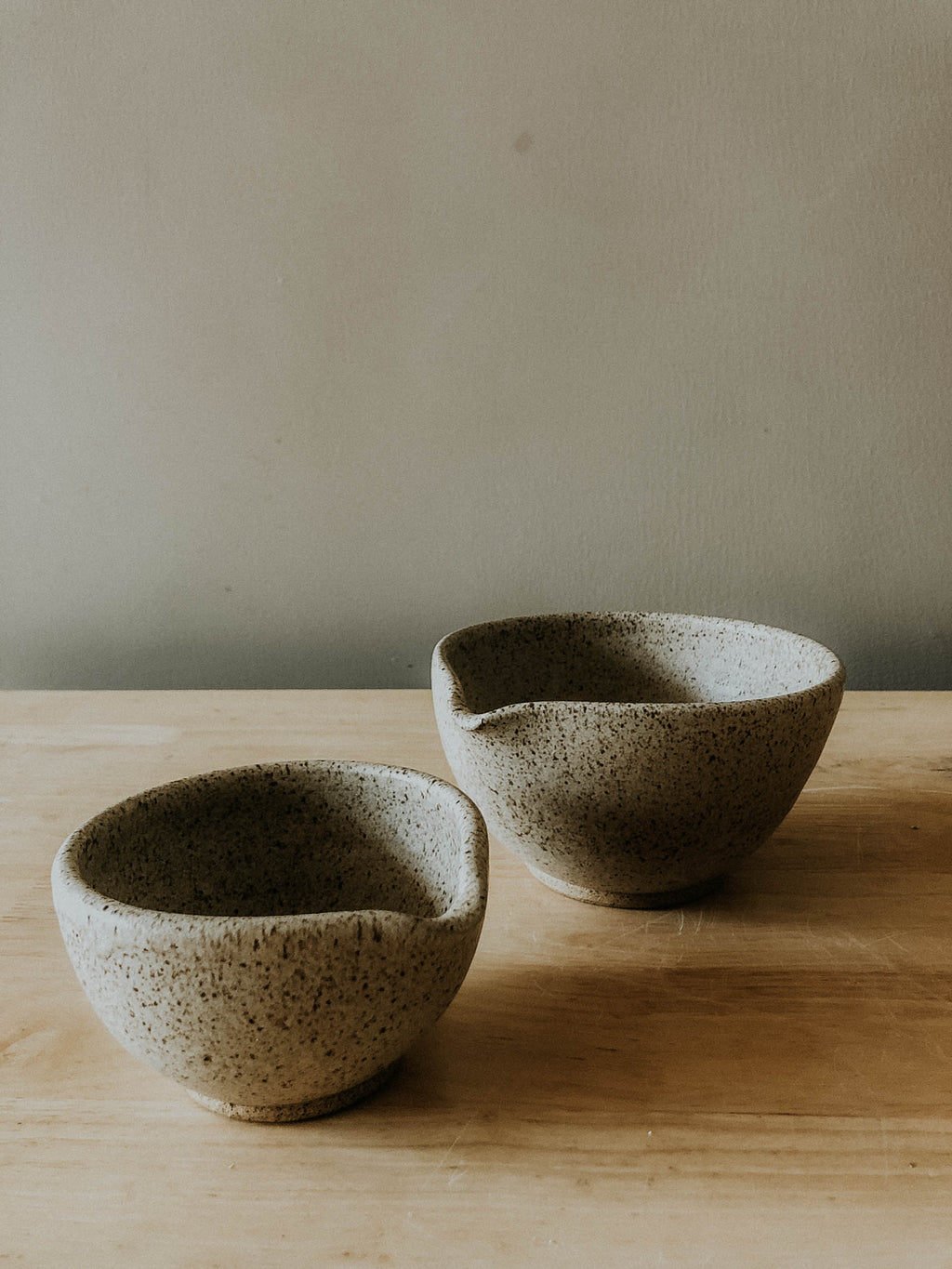 Two Piece Mixing Bowl set- Howl