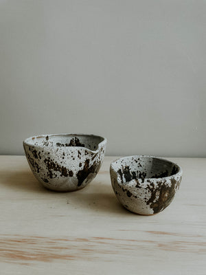 Two Piece Mixing Bowl Set- Birch Lake