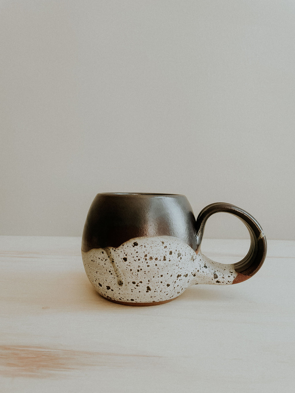 Round Mug - Iron Range x Birch Lake (round handle)