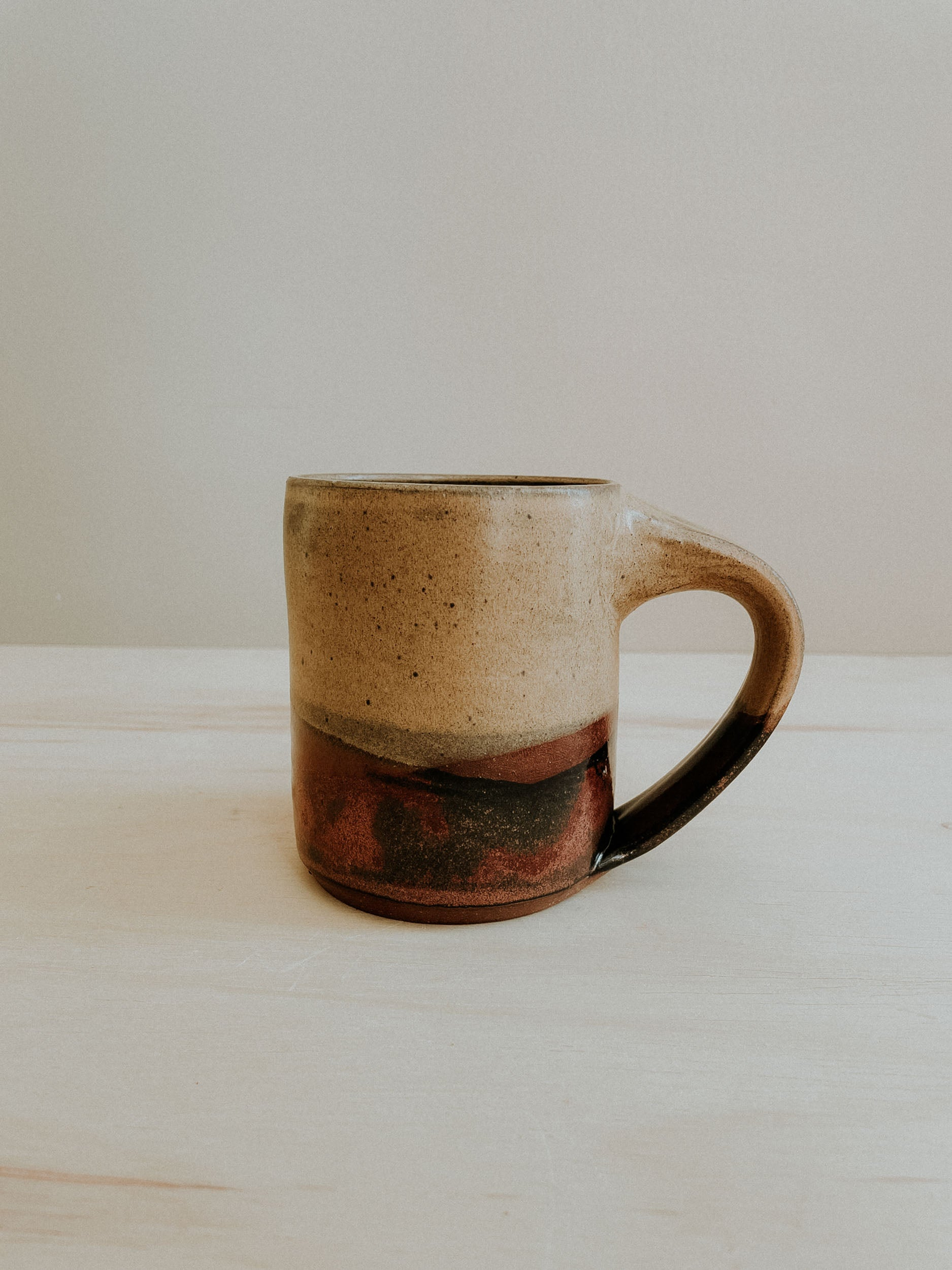 Middle Mug - Finch x Copper