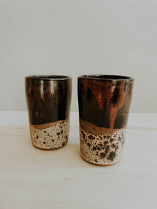 *Set of Two* Tumblers: Copper x Split Rock