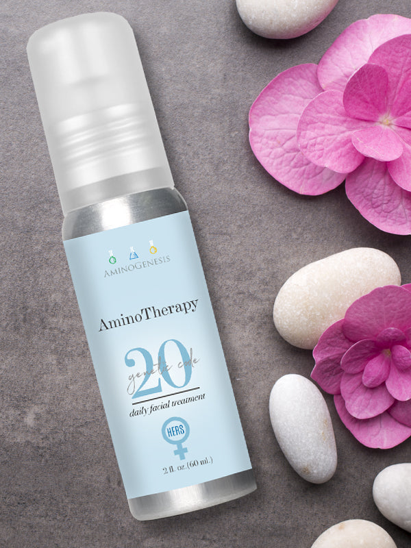 AminoTherapy Daily Facial Treatment Genetic 20 For Her 2 oz 1 bottle