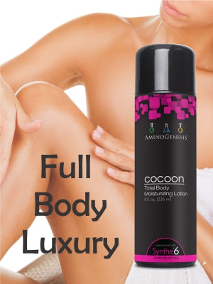 Cocoon: Moisturizing, Healing, Restoring Lotion